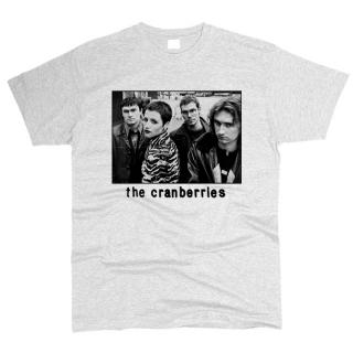 The Cranberries 02 - Футболка мужская