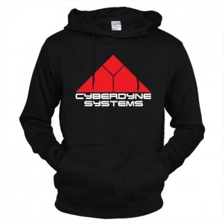Cyberdyne Systems 01  - Толстовка мужская