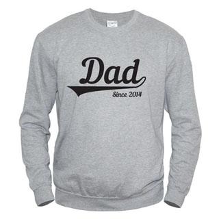 Dad Since 01 - Свитшот