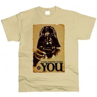 Darth Vader 02 - Футболка мужская
