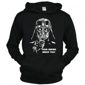 Darth Vader 03 - Толстовка мужская