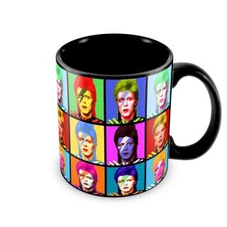 Чашка David Bowie 02