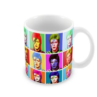 Чашка David Bowie 03