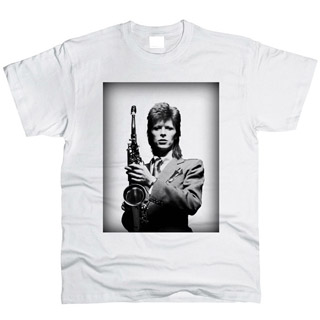 David Bowie 04 - Футболка мужская