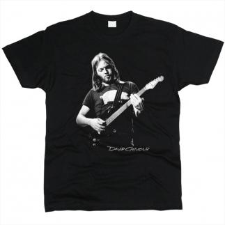 David Gilmour 01 - Футболка мужская