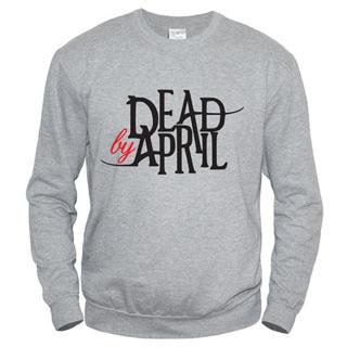 Dead By April 01 - Свитшот мужской
