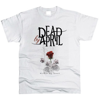 Dead By April 02 - Футболка мужская