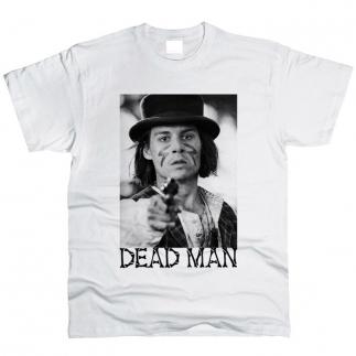Dead Man 01 - Футболка мужская