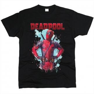 Deadpool 01 - Футболка мужская