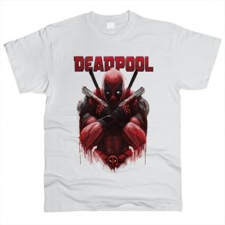 Deadpool 02 - Футболка мужская