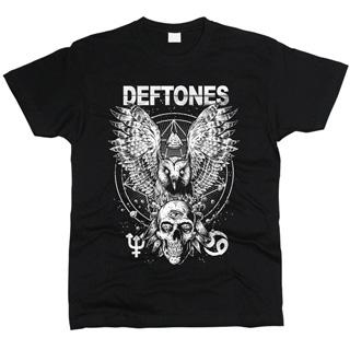 Deftones 01 - Футболка мужская