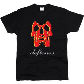 Deftones 02 - Футболка мужская