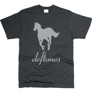 Deftones 03 - Футболка мужская