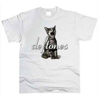 Deftones 05 - Футболка мужская