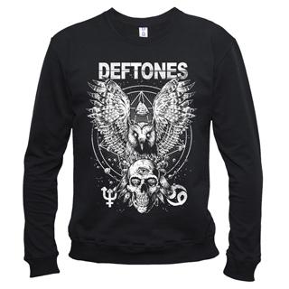 Deftones 01 - Свитшот мужской
