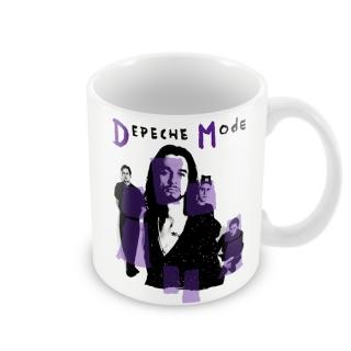 Чашка Depeche Mode 01