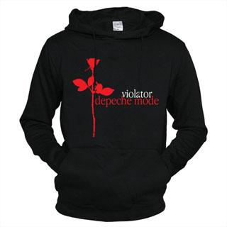 Depeche Mode 06 - Толстовка мужская
