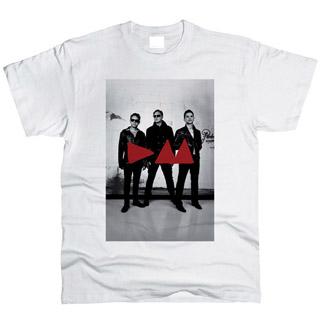 Depeche Mode 09 - Футболка мужская