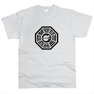 Dharma Initiative 01 - Футболка мужская