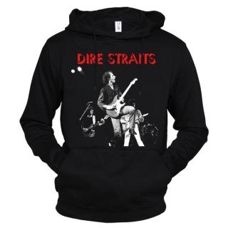 Dire Straits 01 - Толстовка мужская
