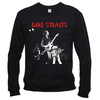 Dire Straits 01 - Свитшот мужской