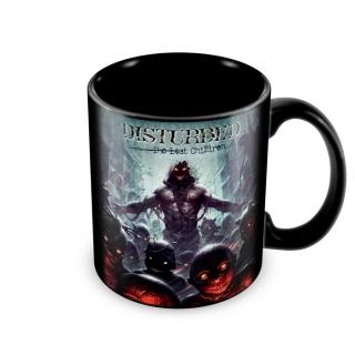 Чашка Disturbed 02