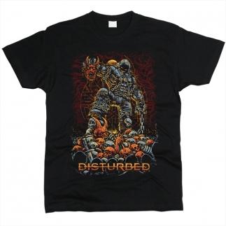 Disturbed 02 - Футболка мужская