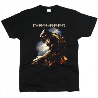 Disturbed 03 - Футболка мужская
