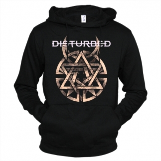 Disturbed 04 - Толстовка женская