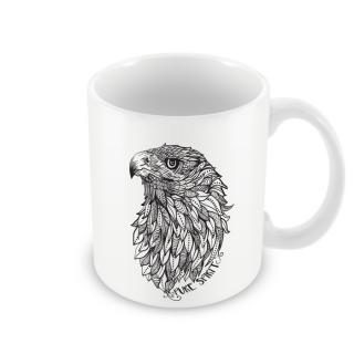 Чашка Орел 01