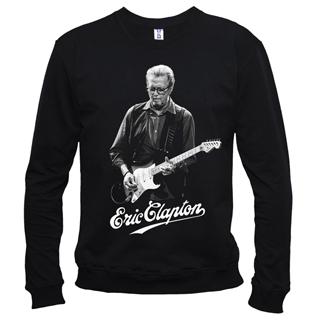 Eric Clapton 01 - Свитшот мужской