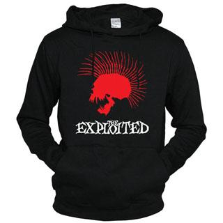 Exploited 01 - Толстовка мужская
