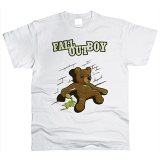 Fall Out Boy 02 - Футболка мужская