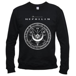 Fields Of the Nephilim 01 - Свитшот мужской