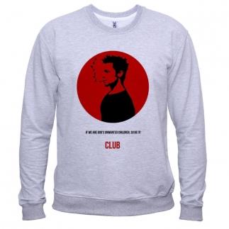 Бойцовский Клуб 05 - Свитшот мужской