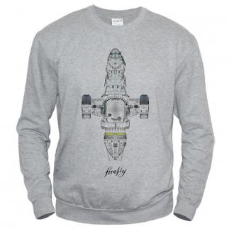 Firefly 04 - Свитшот мужской
