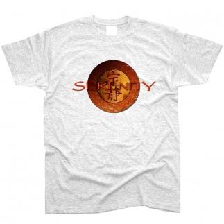 Serenity 01 - Футболка мужская