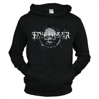 Five Finger Death Punch 01 - Толстовка мужская