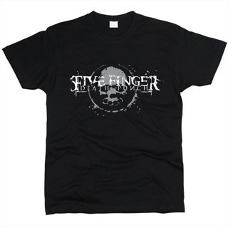 Five Finger Death Punch 01 - Футболка мужская