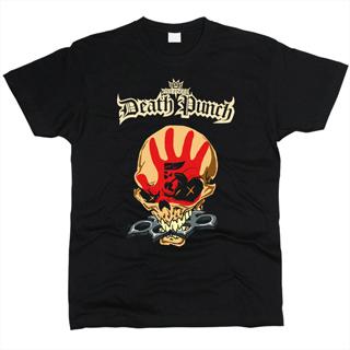Five Finger Death Punch 03 - Футболка мужская
