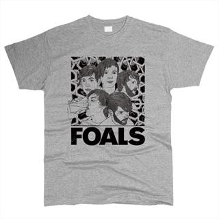 Foals 01 - Футболка мужская