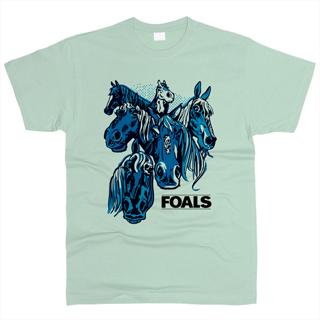Foals 04 - Футболка мужская