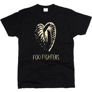 Foo Fighters 03 - Футболка мужская