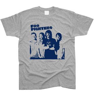 Foo Fighters 04 - Футболка мужская