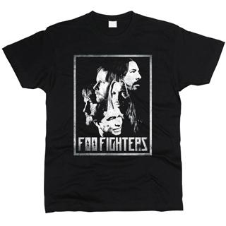 Foo Fighters 07 - Футболка мужская