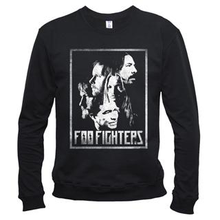 Foo Fighters 07 - Свитшот мужской