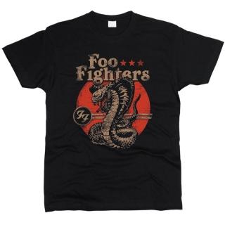Foo Fighters 08 - Футболка мужская