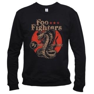Foo Fighters 08 - Свитшот мужской