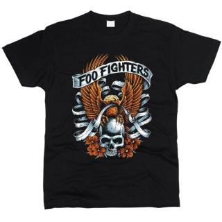 Foo Fighters 09 - Футболка мужская