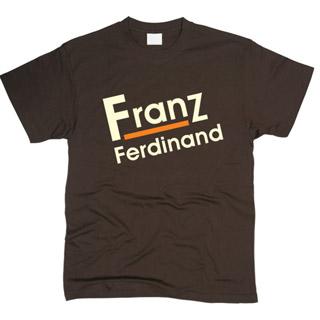Franz Ferdinand 01 - Футболка мужская